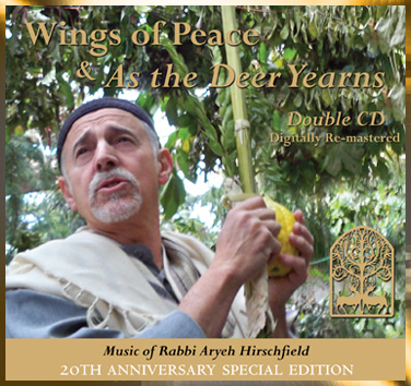 Wings of Peace/As The Deer Yearns